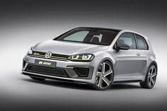 autothrill: Salone di Pechino: VW Golf R 400
