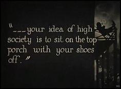 """""""Among Those Present"""" (1921)"""