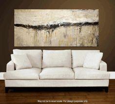 """malen, 72"""" abstrakte Malerei, Acryl-Malerei, Wall Art, von Jolina Anthony"""