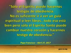 Papa Francisco, Periodic Table, Spirit Guides, Spirituality, Interesting Quotes, Holy Spirit, Books To Read, Prayers, Periodic Table Chart