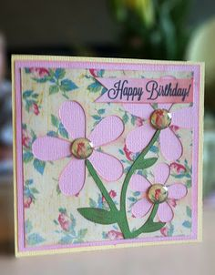 One of my top favorite kits, FIVE-MINUTE CARDS SVG KIT, is where Deb was inspired to make this gorgeous card from!  This kit has nine fabulous cards that go together in a snap!  Fast, easy, quick, look like you spent all day on it!  Deb, this is wonderful!  As she said, takes longer to pick out the paper!