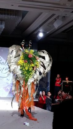 Floral designer society of Singapore -dream ball. 2015