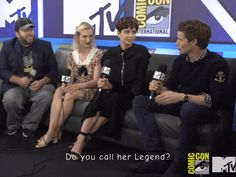 For J.K. Rowling's Birthday…Fantastic Beasts…or do I say the whole title?...What do you guys call?…Beasts…It's a bit like also…What do you call J.K.Rowling?...gifset