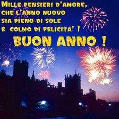Buon Anno a Tutti! – Blog