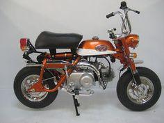 Honda Z50Z K1 Monkeybike Z50A Parts | eBay