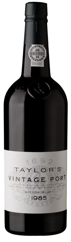 My favourite Taylor's Port (at the moment :) #port #wine