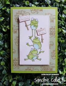 Stampin' Up! So Hoppy Together – Sanzstamps: Sale-a-Bration Stampin 'Up! So hopfig zusammen – Sanzstamps: # Sale-a-Bration Baby Cards, Kids Cards, Stampin Up Karten, Kids Birthday Cards, Art Birthday, Retirement Cards, Stamping Up Cards, Animal Cards, Masculine Cards