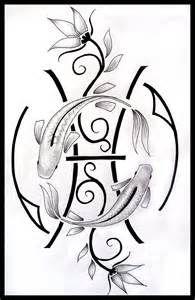 Pisces - Free Pisces Horoscope Pisces Traits Ganesha Speaks - HD ... Tattoo 1
