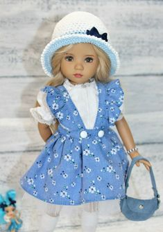 American Doll Clothes, American Dolls, Little Darlings, Girl Dolls, Paper Dolls, Real Leather, Leather Sandals, American Girl, Creative