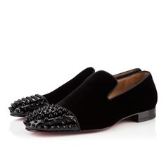 Buty Louboutin Cena Christian Louboutin Spooky Loafers Czarny - Kolor: czarny Materiał: Suede Wersja moses flashy de nos mod Christian Louboutin Mens Sneakers, Black Christian Louboutin, Louboutin Shoes, Men's Shoes, Me Too Shoes, Shoe Boots, Dress Shoes, Male Shoes, Fashion Heels