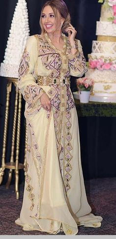 Moroccan Caftan, Caftans, Wedding Bride, Brides, Oriental, Weddings, Chocolate, Dresses, Decor