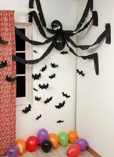 El Taller de Pepa: Araña gigante