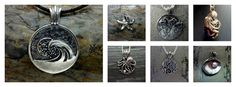 Welcome to All Animal Jewelry ~ Jan David Design Beauty of Nature in Silver and Gold!
