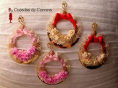 materiales para hacer pendientes de flamenca - Buscar con Google