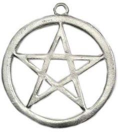 Pewter Pentagram