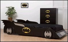 boys twin bedding yellow | BATMAN+BATMOBILE+BED+batman+bedroom+furniture-batman+theme+bed.jpg