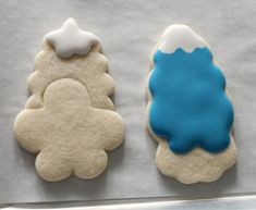 Bluebonnet Cookies 3