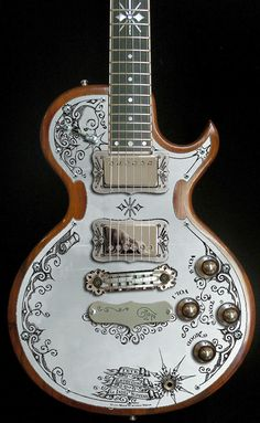 beautiful teye guitar...