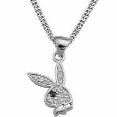 Crystal Pendant, Crystal Jewelry, Pendant Jewelry, Jewelry Necklaces, Jewellery, Bunny Logo, Swarovski Crystals, Charms Swarovski, Sterling Silver Pendants