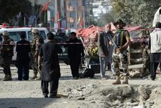 Suicide bomber kills six near Kabul Shiite mosque - Yahoo7 News #757Live