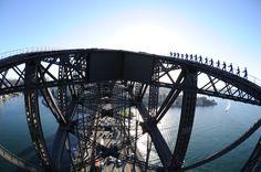 The Bridge Climb
