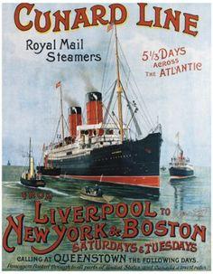 Image detail for -... Poster Market : Online Ocean, Boats Posters & art illustrations, old
