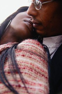 """Buy the royalty-free Stock image """"Close-up view of beautiful young african american couple kissing"""" online ✓ All image rights included ✓ High resolution. My Black Is Beautiful, Black Love, Life Is Beautiful, Black Men, Black Couples, Young Couples, Love Jones, I Need Love, Couples Images"""
