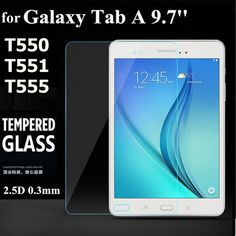 Tempered Glass for GALAXY Tab Screen Protector Ultra HD Tablet protective film Tempered Glass Screen Protector, Film, Movie, Film Stock, Cinema, Films