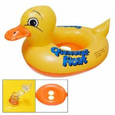 Float Pool, Rubber Ducky Birthday, Pool Rafts, Water Safety, Baby Ducks, Outdoor Play, More Fun, Swimming, Packaging