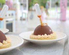 Comme une barre chocolatée bretonne : une recette Le Meilleur Pâtissier Saison 5