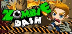 Zombie Dash Android game Description: Zombie Dash is the light strategy with zombie apocalypse party game. The players move their Human Tokens along the city street with every human being pursued by the single zombie. The last of all surviving player, or the first player to reach the safe zone will wins the game. Players are then eliminated from that round if their Human is caught by the pursuing Zombie in the streets.