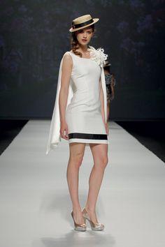 Matilde Cano Pasarela Gaudĩ 2015