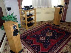 Red Wine audio system