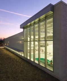 Charlottesville, Virginia's Smith Aquatic Center Awarded LEED Platinum Environmental Certification. Barton Malow performed Construction Management Services to this facility.
