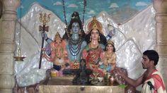 Ekadasa Vara Nitya Rudrabhishekam 12th February 2014