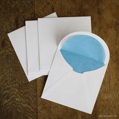 mitsou Square Envelopes (Pack of 5)   UGUiSU Online Store