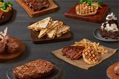 Online Ordering at Outback Steakhouse