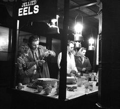 Jellied Eel Stall - May 1951