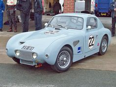 Austin Healey Sebring Sprite .. Sebring 1960 ..In the special 4 Hr. race for cars under 1000cc Stirling Moss drove the car to a class win and 2nd o/h .. 7 Sprites contested the long distance race in 1961, filling 6 of the top 8 places in the 4 Hr race , & finishing 2nd 3rd & 4th in class and 15th,25th,&37th o/h in the main race .