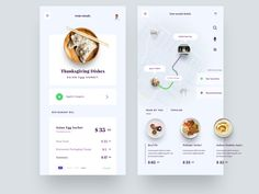 Recipe app 4 coupon apply map soru gowtham ios logo ux branding mobile space blue iphone ps typography sudhan illustration design she app