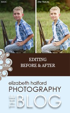 Editing Before & After