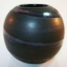 Studio Keramik Vase Sigfried Gramann Töpferei Römhild • signiert • Art pottery