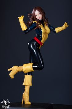 KOTOBUKIYA KITTY PRYDE MARVEL BISHOUJO STATUE REVIEW