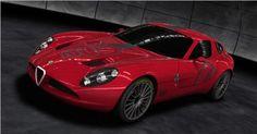 Alfa Romeo TZ3 Corsa (Zagato) 2010