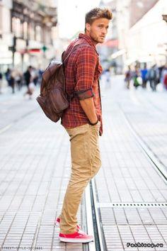 Стиль Настоящего мужчины / идеальный стиль для мужчин