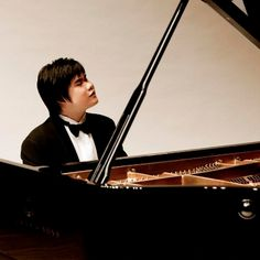 Pianist Nobuyuki Tsujii. Blind since birth, his heightened awareness for sound makes the quality of his performances sensitive and emotional. Winner of the Van Cliburn Piano Competition 2011