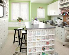 Great craftroom organization