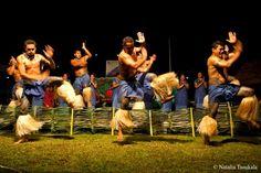 Samoan Men Slap Dance