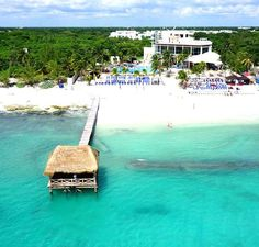 Take a peek from above!! #AzulFives #KarismaExperience  #Mexico