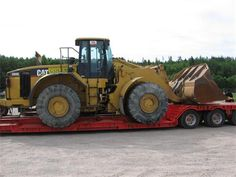 Caterpillar Wheel Loaders | Caterpillar hjullastare